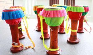 Read more about the article ประวัติความเป็นมา ดนตรีไทยกลองยาว